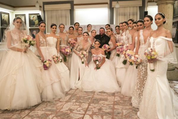 Las tagle vestidos de novia